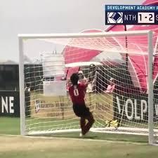 The GOAL!! Avery Nicholas scoring the... - San Diego Surf Soccer Club