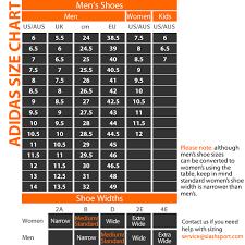 Adidas Kid Shoe Size Chart