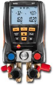Контрольно измерительные приборы Анализаторы холодильных систем