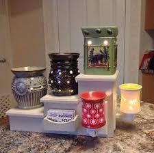 Scentsy Display Stand Scented Warmer Party Display Scentsy Compatible Warmer Display Box 71