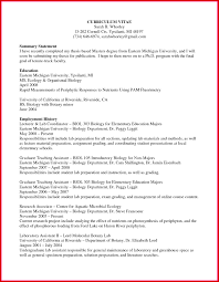 Graduate Student Resume Resumes Sample High School For Internship