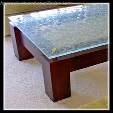high end custom glass top round dining table
