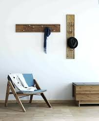 Do It Yourself Coat Rack Do It Yourself Coat Hanger View In Gallery Pegboard Coat Rack Coat 3