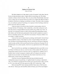 cover letter autobiography example essay for college autobiography  cover letter best photos of college autobiography examples student example high school studentsautobiography example essay for