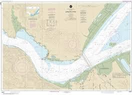 18657 Carquinez Strait Nautical Chart