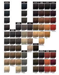 Mycolor Paper Chart
