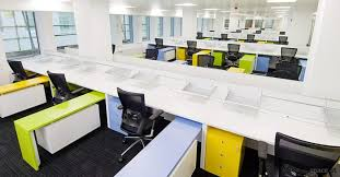 long office desks. Xl White Bench Desk Long Office Desks