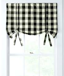 yellow gingham curtains large size of curtains yellow red plaid kitchen valances red checked valances yellow