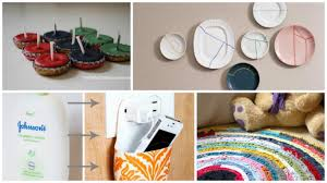Small Picture Home Decor Ideas From Waste price listbiz