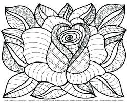 Free Printable Coloring Pages For Adults Raovat24hinfo