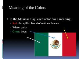 colors of the mexican flag. Contemporary Colors Colors Of Mexican Flag 1 On The