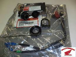genuine honda 12 volt accessory socket kit & sub wiring harness Trailer Wiring Harness image is loading genuine honda 12 volt accessory socket kit amp