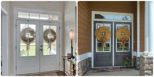 privacy options for double entry doors