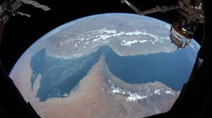 This Is The Uae From Space Hazza Al Mansouri Shares Image