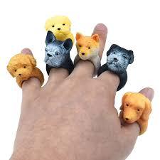 Mega Sale #21c2 - <b>Mini</b> Cute 3D Animal Dog Rings Cute Dog ...