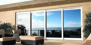 multi sliding glass doors full size of exterior glass walls residential triple track sliding glass doors