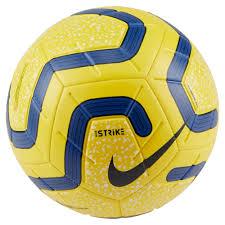Nike Premier League Strike 2019 Soccer Ball Yellow / Blue 3