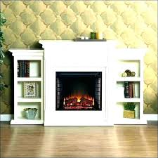 cherry electric fireplace wood finish walker infrared 62 grand big lots