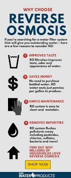 reverse osmosis system cost. Why Choose Reverse Osmosis? We Give You A Few Reasons, Plus Explain Many Of Osmosis System Cost