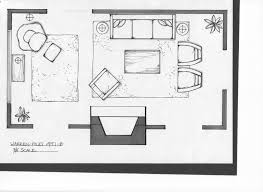 Furniture Sketches Living Room Layout Tool Simple Sketch Furniture Living Room