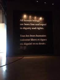 Human Rights Quotes Classy Quote Picture Of Canadian Museum For Human Rights Winnipeg