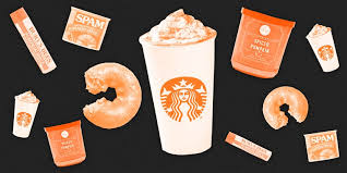 starbucks pumpkin e latte is here