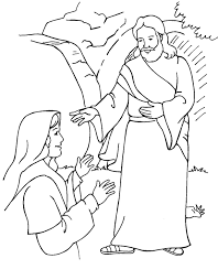 Small Picture Easter Sunday Coloring Page