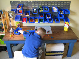 love this idea to organize legos this could be a possibility for a big lego building station