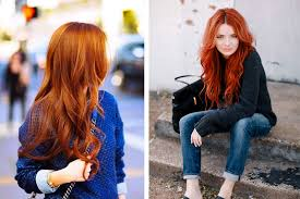 hair color trends spring 2015. redhead hair copper color trends spring 2015