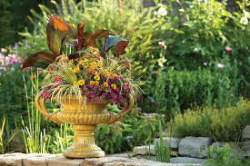 Small Picture Container gardens make a lovely gift for Mom and Mother Nature