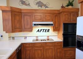 painted kitchen cabinets countertop resurfacing furniture
