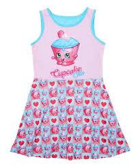 Shopkins Cupcake Chic Nightgown Girls Zulily