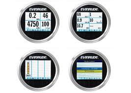 Evinrude Fuel Consumption Chart Evinrude Releases New Nautilus Engine Gauges Panbo