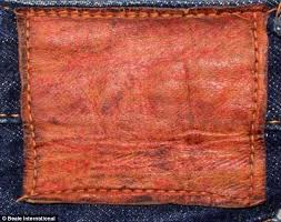 well patched a leather patch pictured is worth more than a paper patch