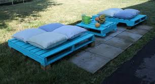 Pallet Outdoor Furniture Fascinating With 15 Diy Outdoor Pallet Do It Yourself Outdoor Furniture