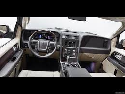 2015 Lincoln Navigator - Interior | HD Wallpaper #15