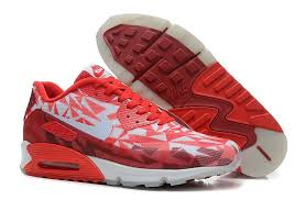 office nike wmns air. Nike Air Max 90 ICE Laser Crimson WMNS Red White Trainers Office Wmns