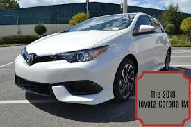 The new 2018 Toyota Corolla iM is an affordable choice!