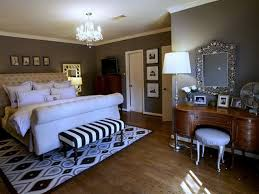 Brilliant Master Bedroom Color Ideas 2014 Bedroommodern Gray And White With Leather Coated Models Design