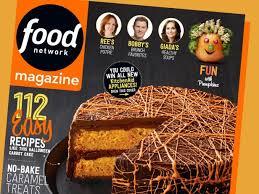 food network magazine 2015. Plain Network Food Network Magazine October 2015 Recipe Index Intended Magazine