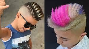Sweet Haircut Designs Cute Hairstyles For Kids Boy Haircuts 2018