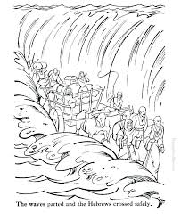 Bible Easter Coloring Pages Mymandarininfo