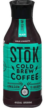 4.4 out of 5 stars with 324 ratings. Caffeine In Stok Cold Brew