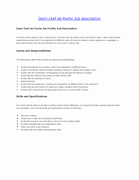 Enjoyable Ideas Cook Resume 6 Example Lead Line S Sevte