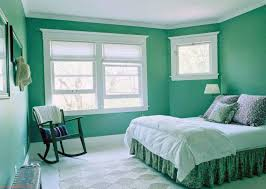 bedroom ideas best paint colors for bedrooms with fun green color wall paint using white