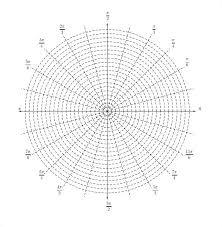 Radian Graph Paper Trigonometric Graphs Assignment Year
