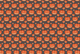 Halloween Pattern Stunning Simple Cute Halloween Seamless Vector Pattern Creative Nerds
