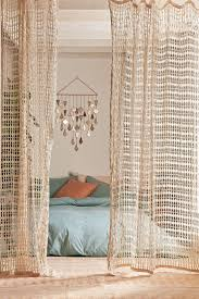 Net Curtains For Living Room 25 Best Ideas About Room Divider Curtain On Pinterest Bed
