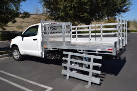 Toyota Aluminum Truck Beds | AlumBody