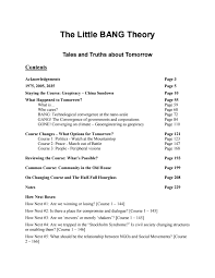The Little Bang Theory By 17 Instituto De Estudios Críticos Issuu